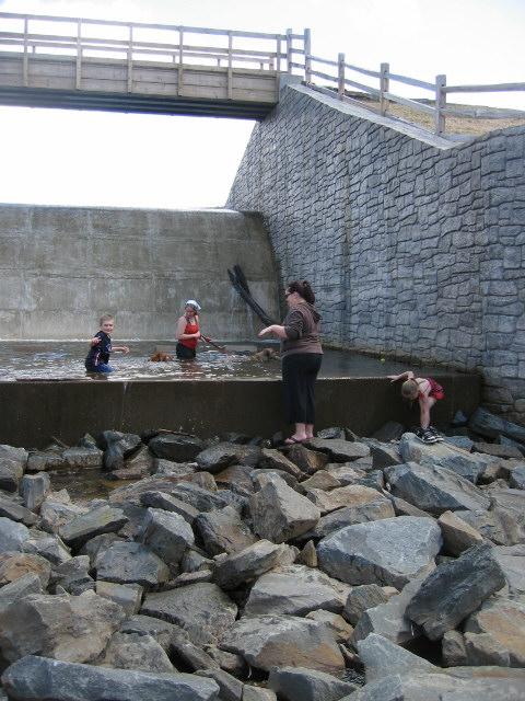 Kids went Swimming!