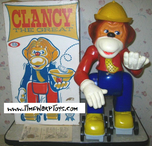 Clancy The Great by Ideal 1963 - Vintage