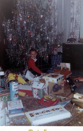 Christmas Circa 1961
