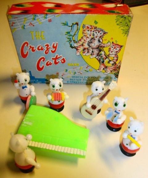Crazy Cat Musicians