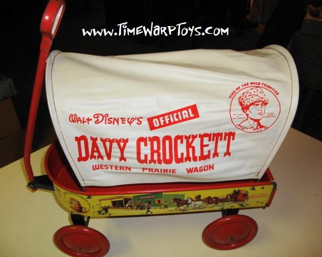 1955 Davy Crocket Wagon