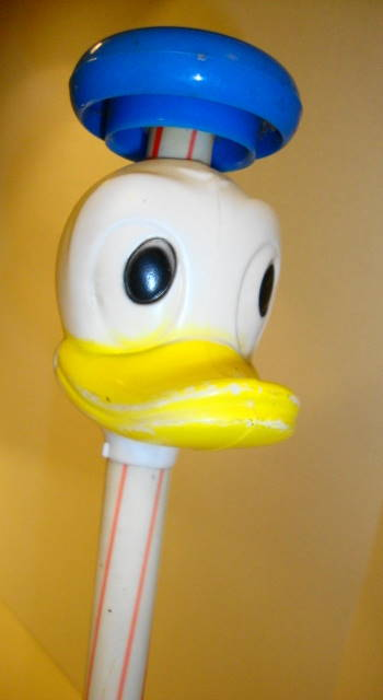 1960s Donald Duck Water Sprinkler