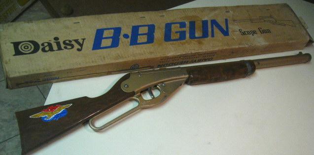 Daisy Eagle BB Gun