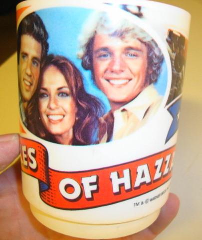 Dukes of Hazzard Plastic Mug