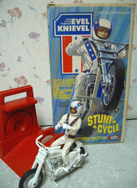 Evel Knievel Items