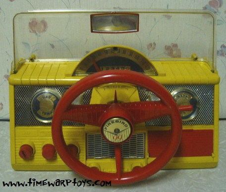 Remco Firbird 99 Dashboard Toy
