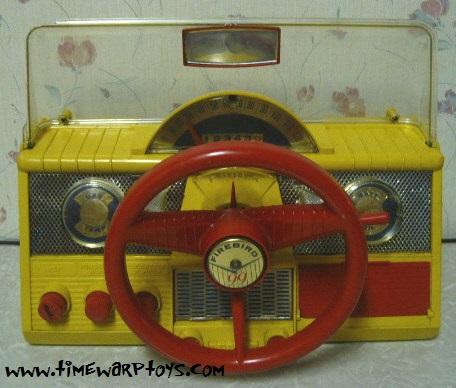 Firebird 99 Dashboard