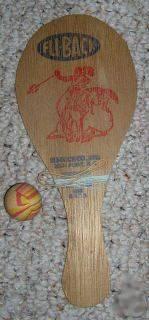 Fli-Back Paddle & Ball Sets