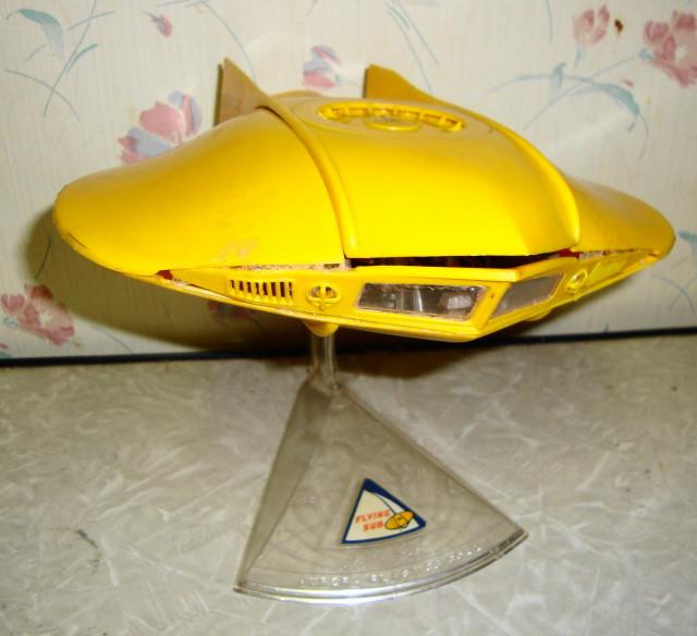1968 Voyage To Bottom Of Sea - Flying Sub Model