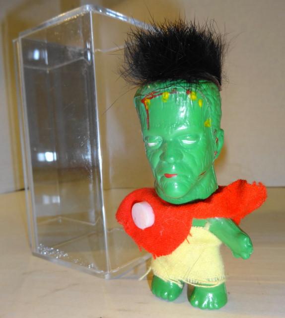 Frankenstein Monster Nik Troll 1960s