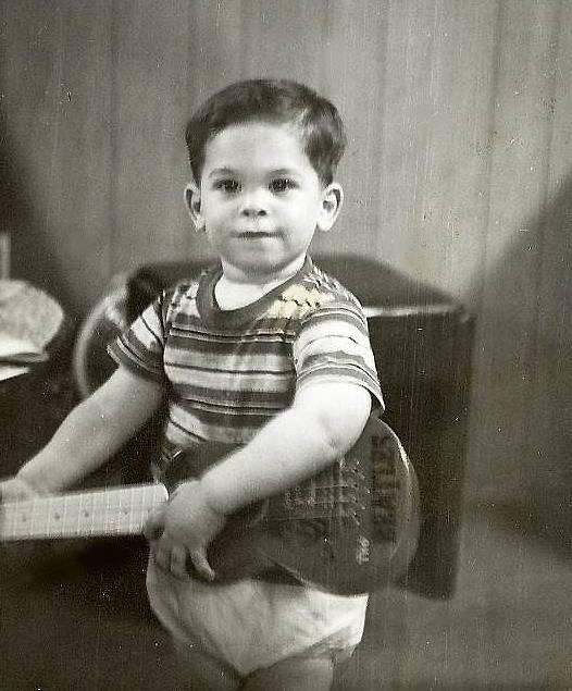 1964 Beatles Four Pop Guitar