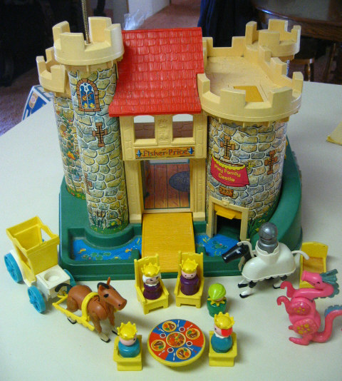 Fisher Price Items