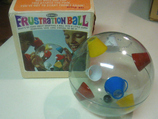 Frustration Ball
