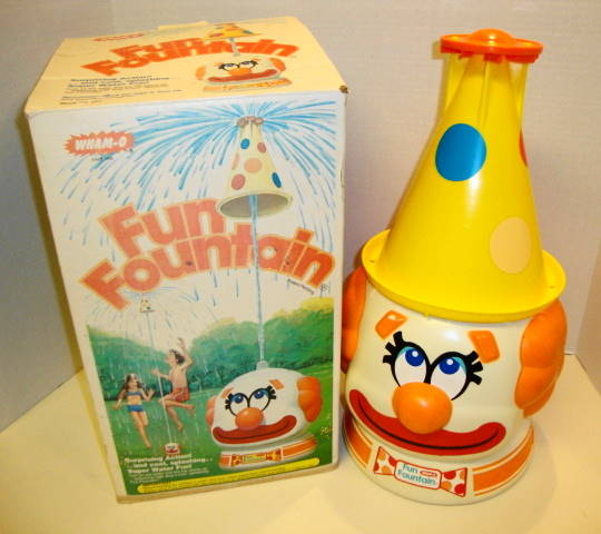 1977 Fun Fountain by Wham-O