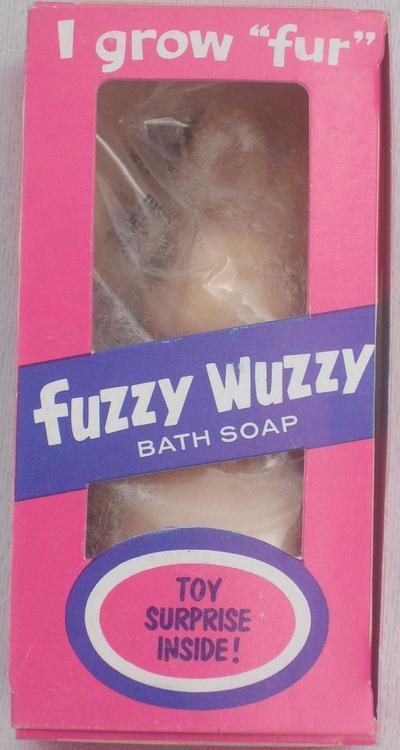 Fuzzy Wuzzy Soap! 1966
