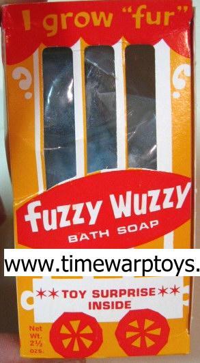 Fuzzy Wuzzy Soap 1966
