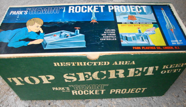 Gemini Rocket Project 1960s