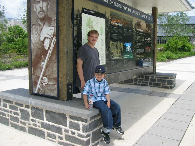 National Military Park Museum, Gettysburg