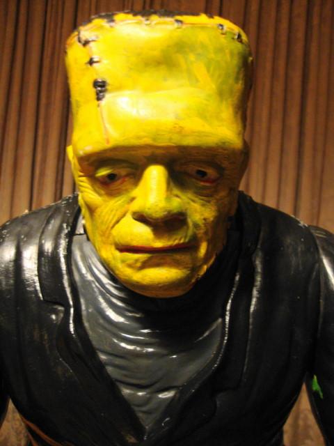 1964 Gigantic Frankenstein by Aurora