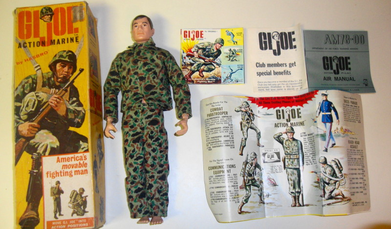 1964 GI Joe Action Marine