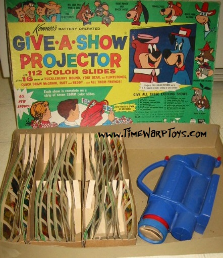 Kenner Give A Show Projector