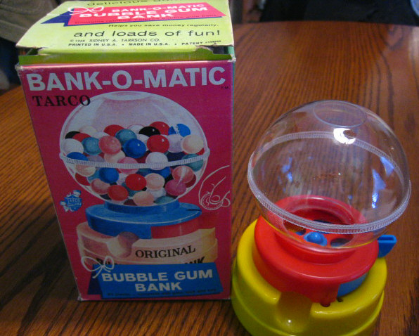 Bank O Matic