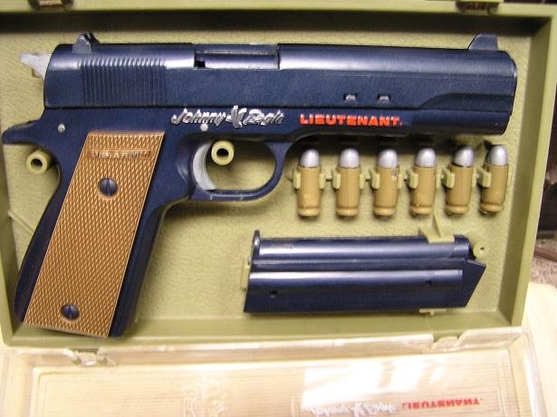 1960s Johnny Eagle Lieutenant Pistol
