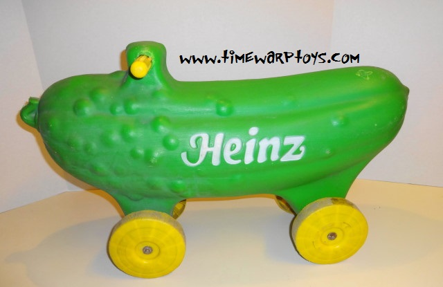 1960s Heinz Pickle Ride On