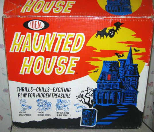 Haunted House Game Ideal