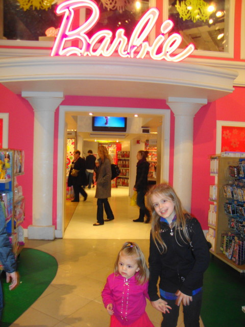 Barbie! @ Toys R Us - Times Square NYC