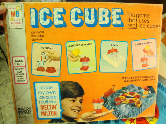 1972 Ice Cube Game