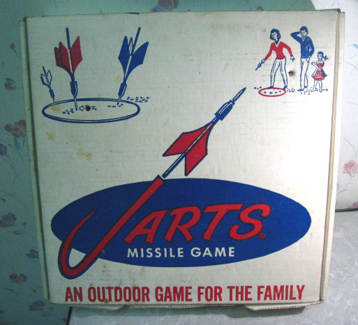 Jarts - Lawn Darts