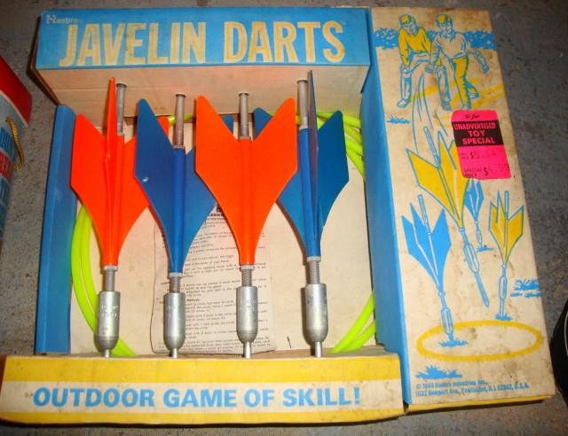 Lawn Darts - Jarts