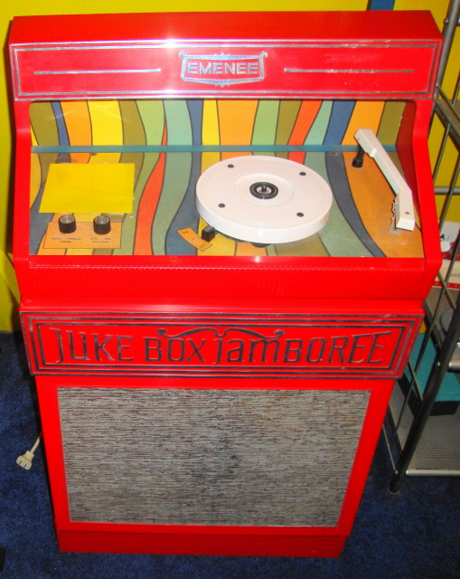 1960s Juke Box Jamboree WOW!