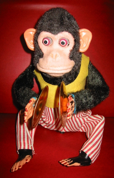 1960s Jolly Chimps - Works great