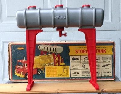 Johnny Express Storage Tank 1965