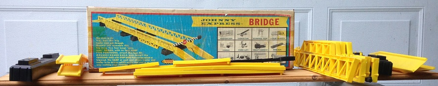 Johnny Express Bridge Set