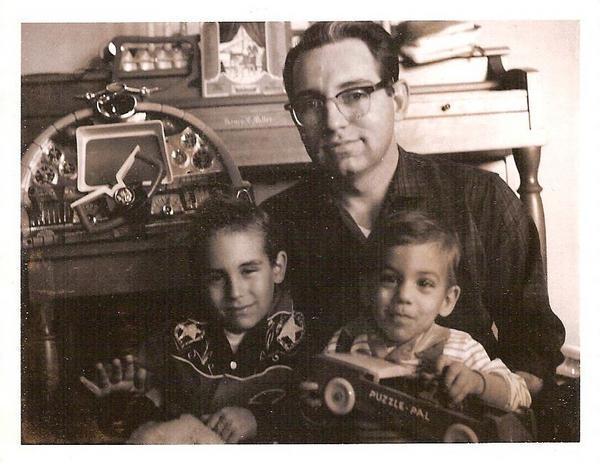 Xmas 1963 Jimmy Jet