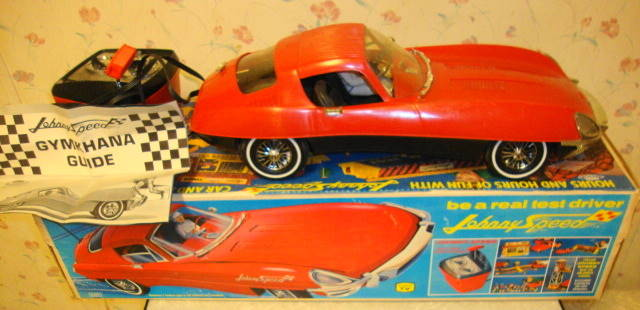 1966 Johnny Speed by Topper Toys