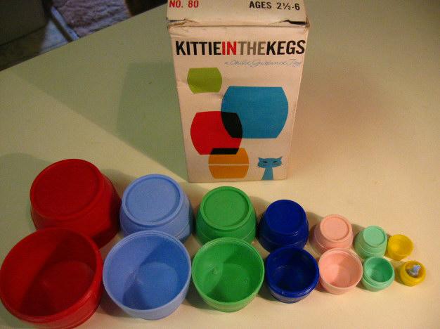 Kittie In The Kegs