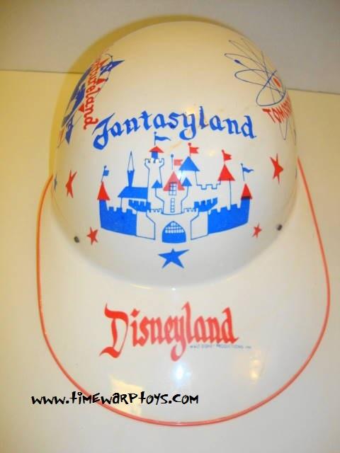 1955 Keppy Kap Disneyland
