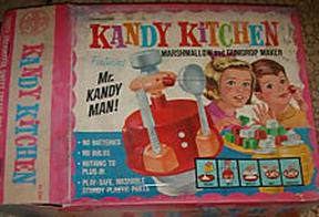Kandy Kitchen 1966 Transogram