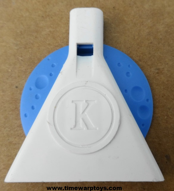 1960s Keds Supersonic Space Whistle