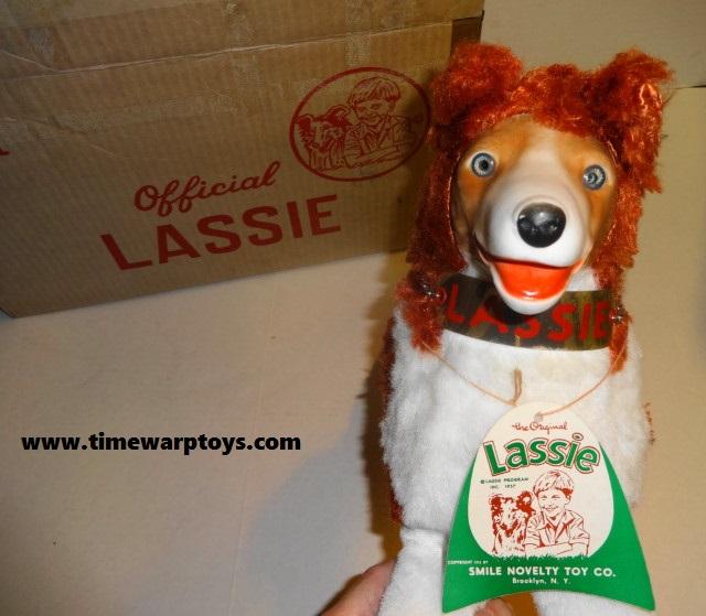 1950s Lassie