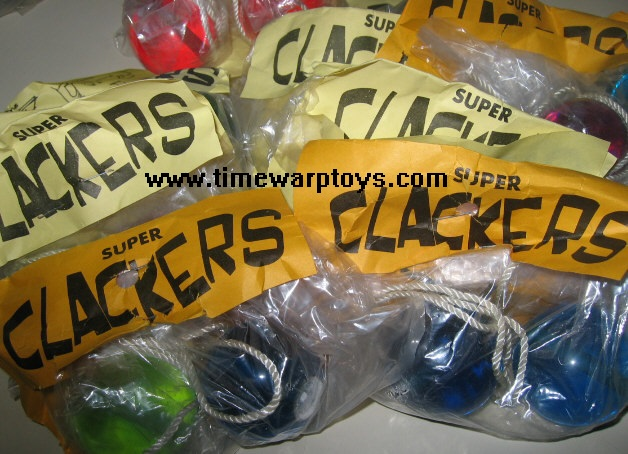 Clackers Click-Clacks
