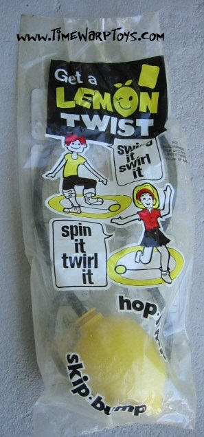Lemon Twist Toy