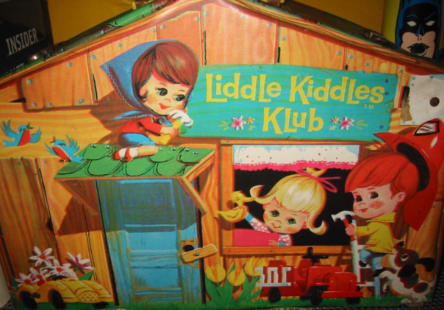 Liddle Kiddle Items