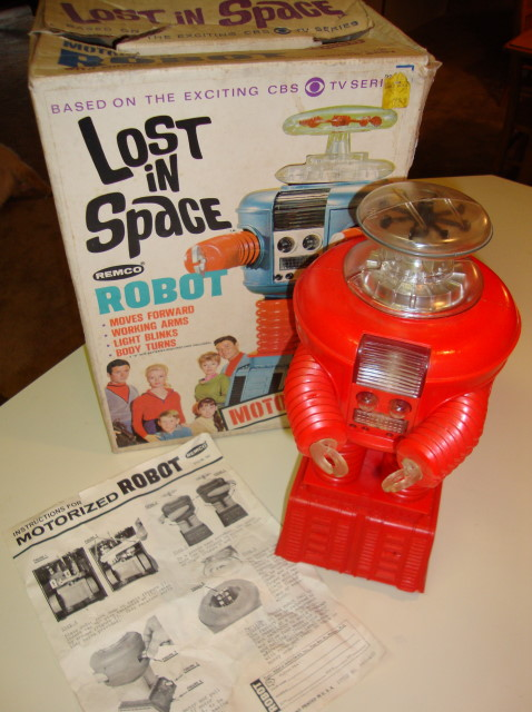 1966 Lost In Space Robot by Remco