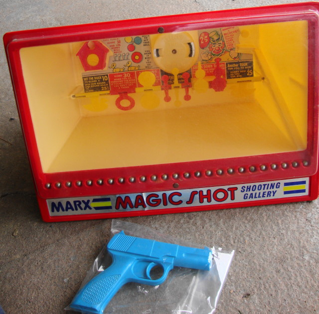 Marx Magic Shot