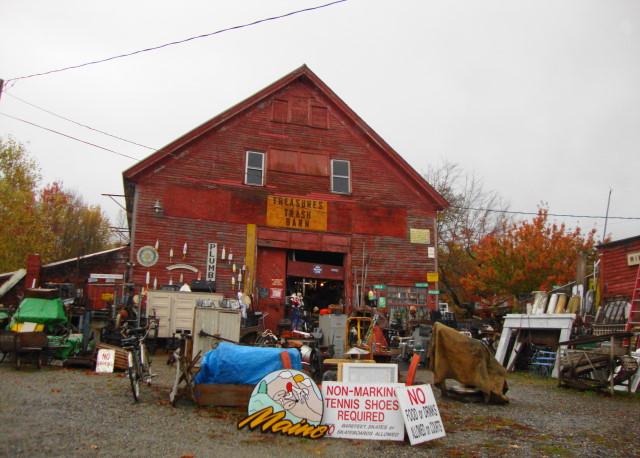 Maine Antique Barn